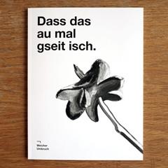 Buch «Dass das au mal gseit isch.» (Letzte Exemplare)