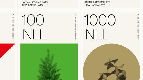 Neues Geld – Update Lettland