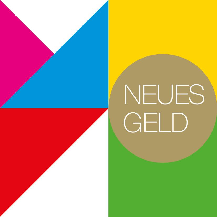 Neues Geld (Buch)<br />Versand Schweiz