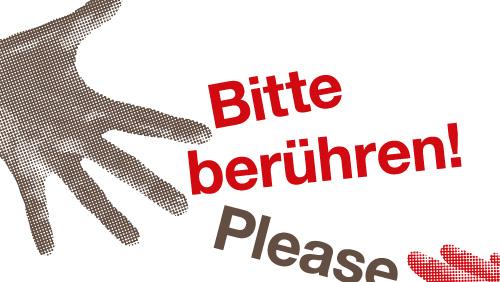 Museum für Gestaltung – «Bitte berühren!»