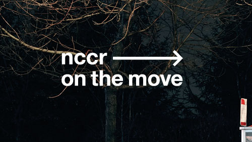 nccr – on the move – Corporate Design
