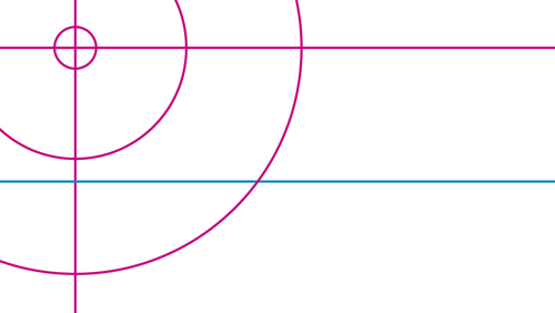 Museum für Gestaltung – «Targets», Ausstellungsgrafik