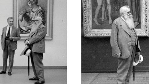 Museum Oskar Reinhart – Sigismund Righini, Ausstellungsgrafik
