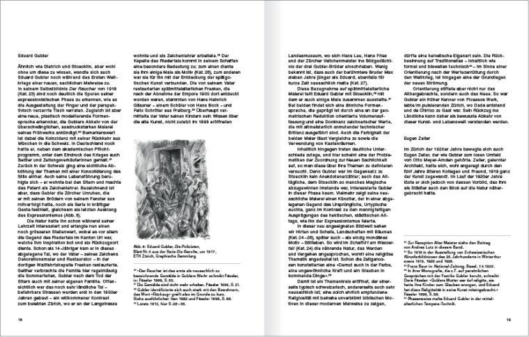 Katalog Neu Sachlich Schweiz Weicher Umbruch